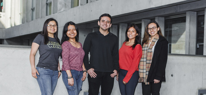 UTEC students win a Canadian government scholarship