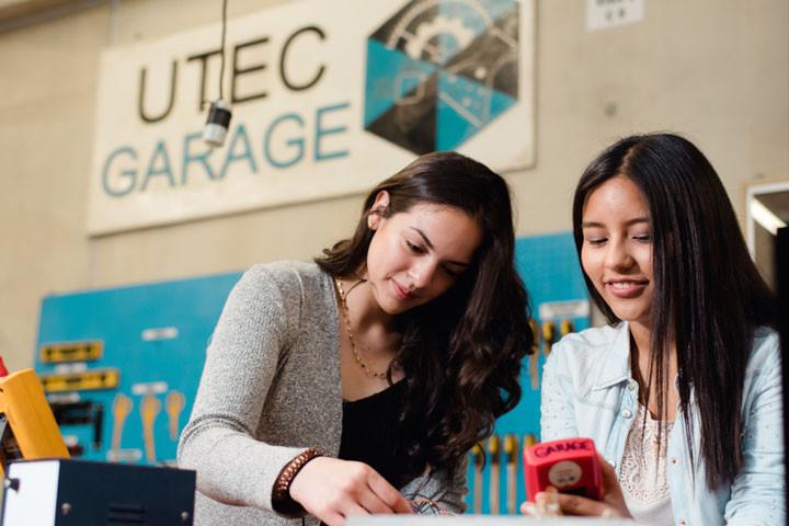 UTEC Garage, plataforma abierta a la innovación